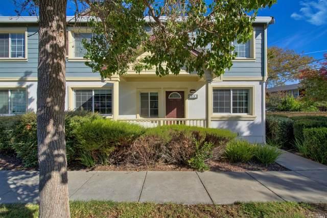 814 Daniels Avenue, Vallejo, CA 94590 (#22027956) :: Hiraeth Homes
