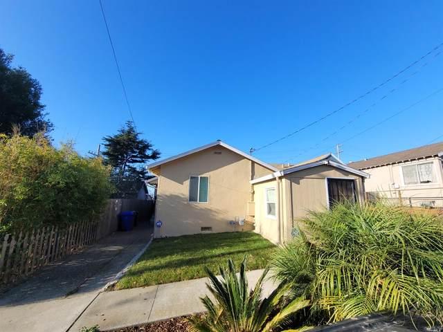 2529 Columbia Boulevard, Richmond, CA 94804 (#22027962) :: Hiraeth Homes