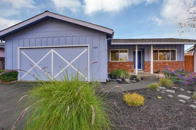 504 Sutter Street, Petaluma, CA 94954 (#22027982) :: Hiraeth Homes
