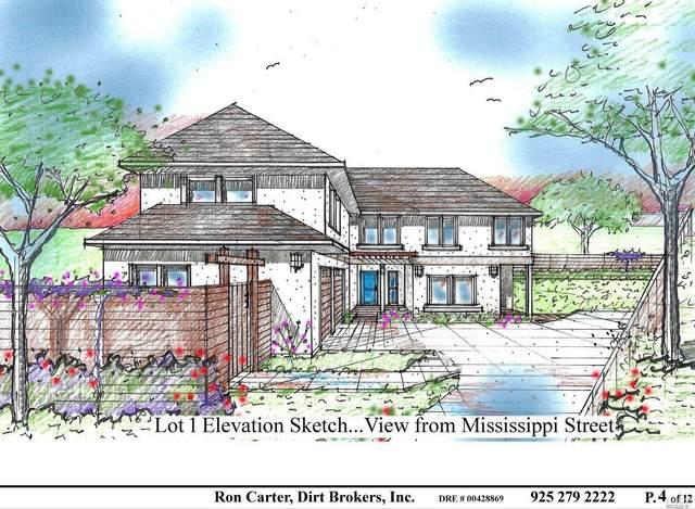 0 Mississippi Street Lot1, Vallejo, CA 94590 (#22027988) :: Hiraeth Homes