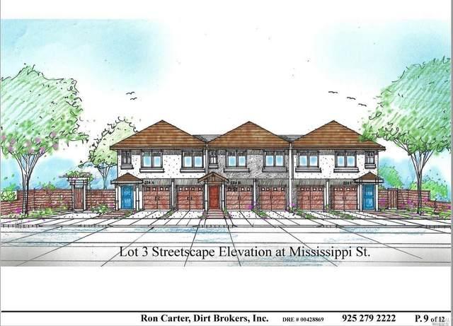 0 Mississippi Street Lot3, Vallejo, CA 94590 (#22027993) :: Hiraeth Homes