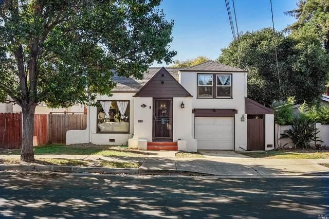 511 Central Avenue, Vallejo, CA 94590 (#22027994) :: Lisa Perotti | Corcoran Global Living