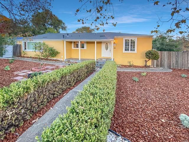 100 Howard Avenue, Vallejo, CA 94589 (#22028026) :: Lisa Perotti | Corcoran Global Living