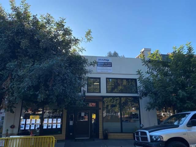 32 Miller Avenue A, Mill Valley, CA 94941 (#22028112) :: Hiraeth Homes