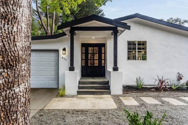 477 Molino Avenue, Mill Valley, CA 94941 (#22028159) :: Golden Gate Sotheby's International Realty