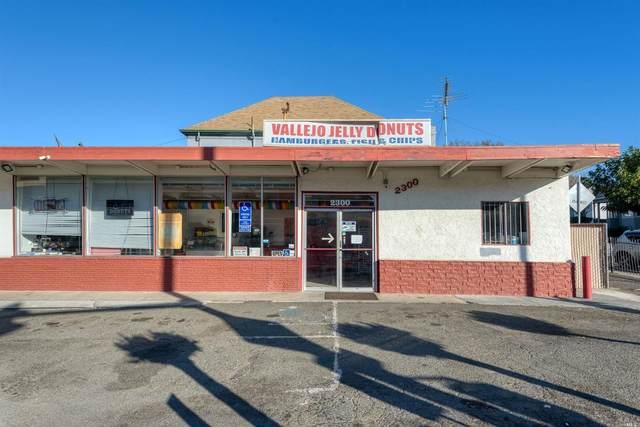 2300 Sonoma Boulevard, Vallejo, CA 94590 (#22028182) :: Lisa Perotti | Corcoran Global Living