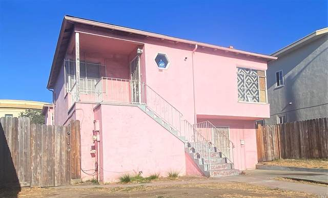 4816 Bond Street, Oakland, CA 94601 (#22028192) :: Hiraeth Homes