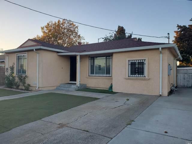 337 Darien Avenue, Oakland, CA 94603 (#22028237) :: Hiraeth Homes