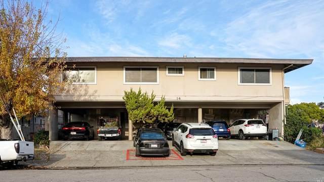 14 Fairfax Street B, San Rafael, CA 94901 (#22028282) :: Hiraeth Homes