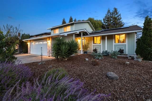 1282 Larkin Drive, Sonoma, CA 95476 (#22028290) :: Golden Gate Sotheby's International Realty