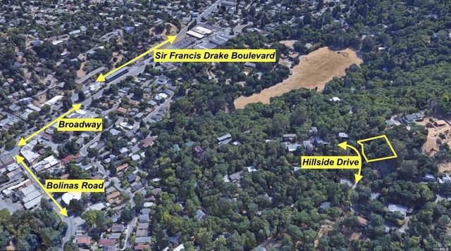 202 Hillside Drive, Fairfax, CA 94930 (#22028307) :: Lisa Perotti | Corcoran Global Living