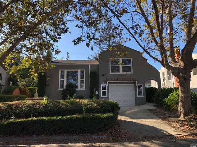 131 Fairmont Avenue, Vallejo, CA 94590 (#22028319) :: Lisa Perotti | Corcoran Global Living