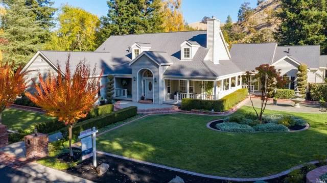 10 Morningside Place, Alamo, CA 94507 (#22028330) :: Hiraeth Homes