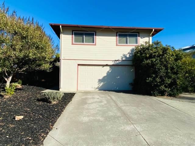 104 Toyon Drive, Vallejo, CA 94589 (#22028333) :: Hiraeth Homes