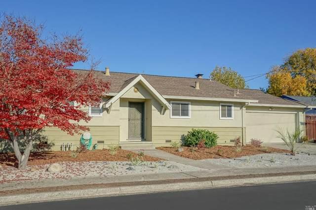 4915 Rinwood Drive, Santa Rosa, CA 95409 (#22028354) :: Hiraeth Homes