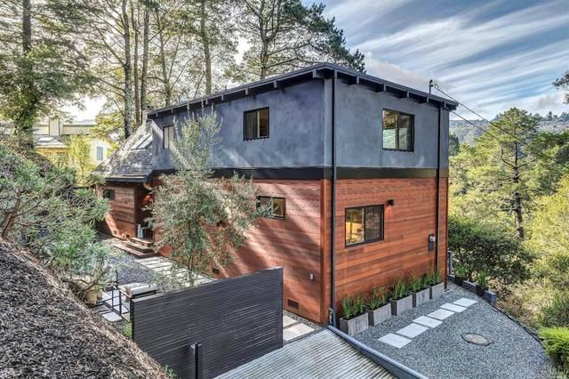 11 Sunrise Avenue, Mill Valley, CA 94941 (#22028366) :: Hiraeth Homes