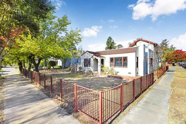 2800 Pine Street, Napa, CA 94558 (#22028397) :: Jimmy Castro Real Estate Group
