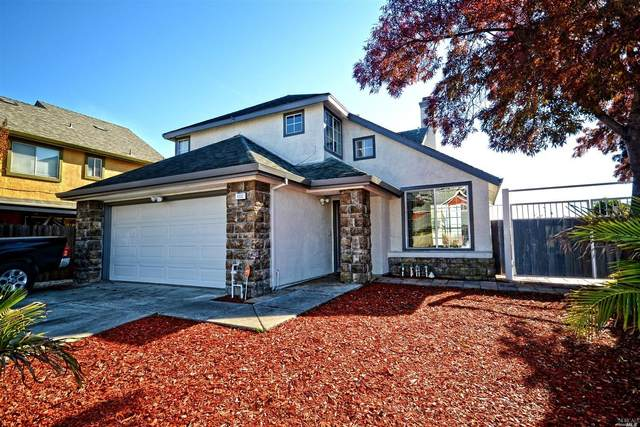 111 Carousel Drive, Vallejo, CA 94589 (#22028423) :: Jimmy Castro Real Estate Group