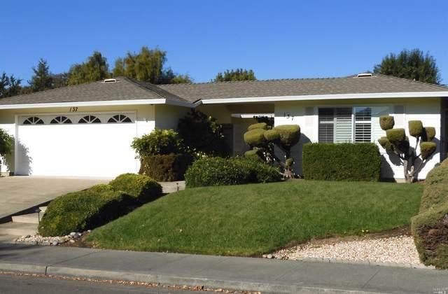 137 Valley Oaks Drive, Santa Rosa, CA 95409 (#22028432) :: Hiraeth Homes