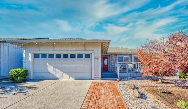 317 Grandview Court, Healdsburg, CA 95448 (#22028474) :: Rapisarda Real Estate