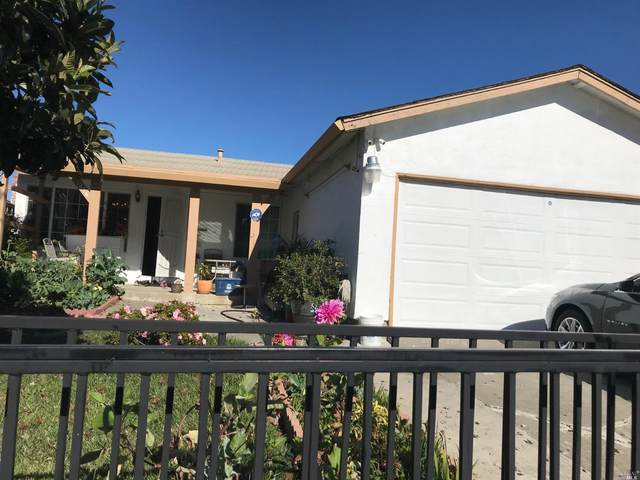 1876 Mini Drive, Vallejo, CA 94589 (#22028477) :: Lisa Perotti | Corcoran Global Living