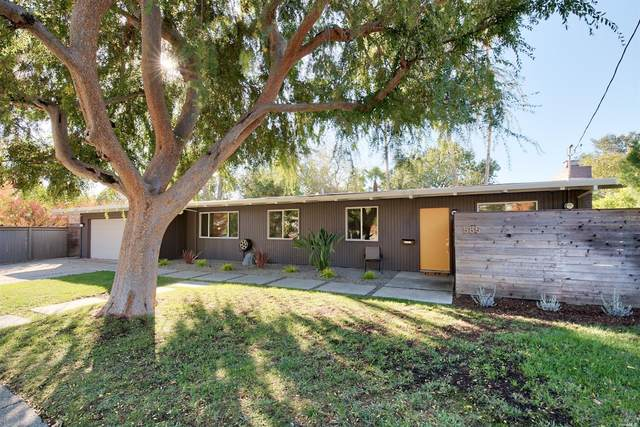585 Whitewood Drive, San Rafael, CA 94903 (#22028489) :: Hiraeth Homes