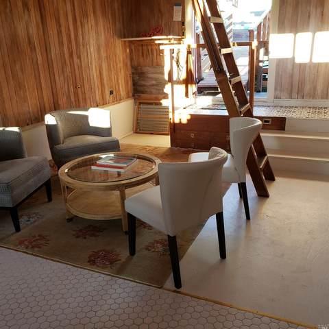 10 W Pier, Sausalito, CA 94965 (#22028507) :: Golden Gate Sotheby's International Realty