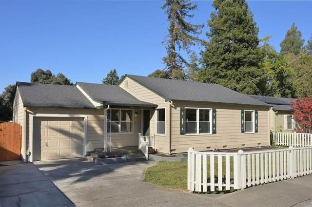 1441 Monroe Street, Santa Rosa, CA 95404 (#22028508) :: Lisa Perotti | Corcoran Global Living