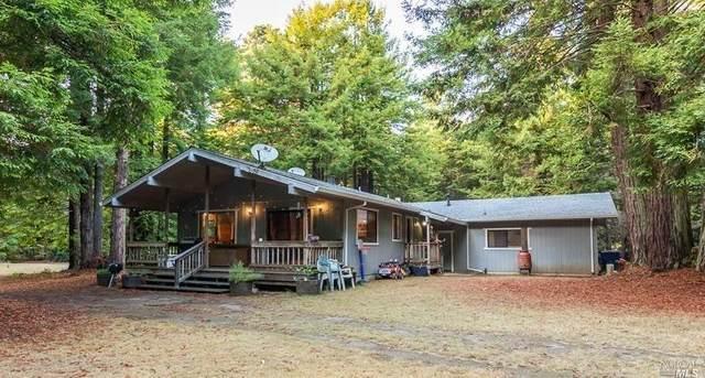 19451 Noyo Acres Drive, Fort Bragg, CA 95437 (#22028533) :: Hiraeth Homes