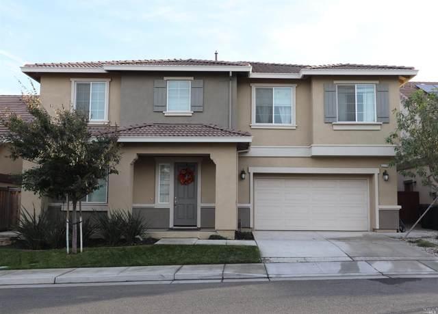 2174 Yellow Rose Circle, Fairfield, CA 94534 (#22028542) :: Hiraeth Homes