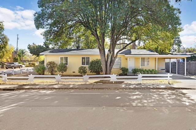 19004 Bay Street, Sonoma, CA 95476 (#22028544) :: Hiraeth Homes