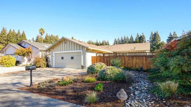 6424 Sequoia Street, Rohnert Park, CA 94928 (#22028546) :: HomShip
