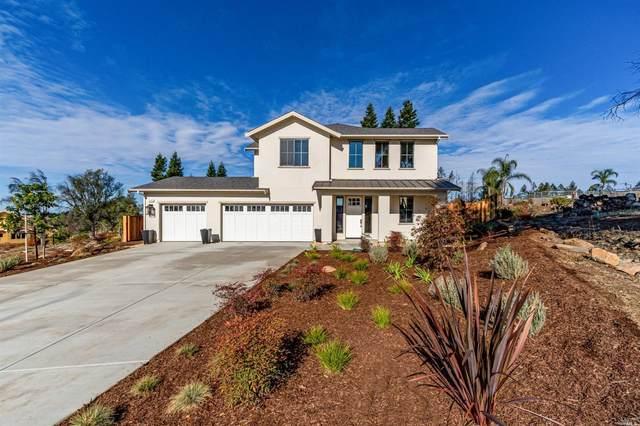2163 Wedgewood Way, Santa Rosa, CA 95404 (#22028602) :: RE/MAX GOLD