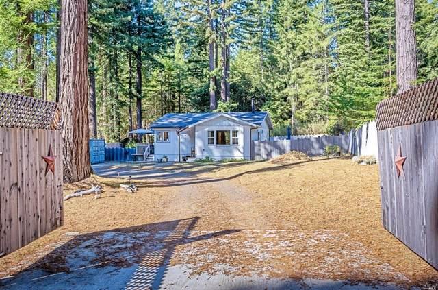 45350 Pacific Woods Road, Gualala, CA 95445 (#22028605) :: Hiraeth Homes