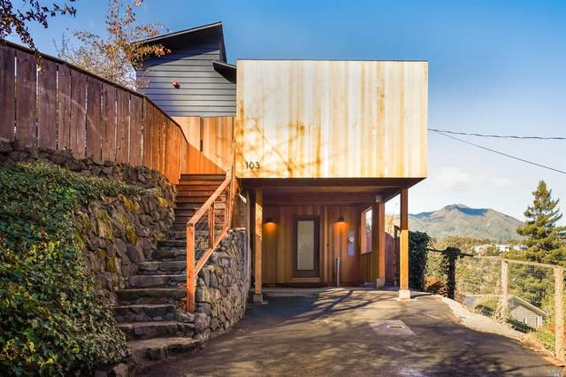 103 Laverne Avenue, Mill Valley, CA 94941 (#22028619) :: Golden Gate Sotheby's International Realty