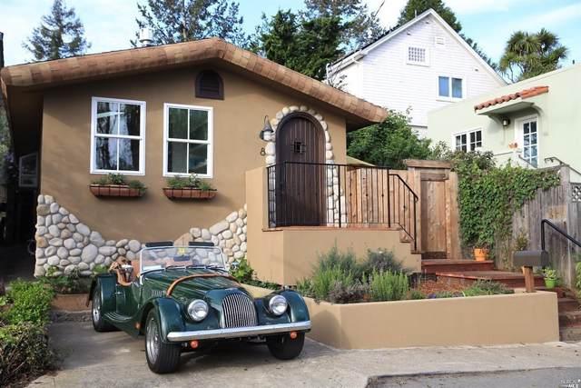 8 Locke Lane, Mill Valley, CA 94941 (#22028621) :: HomShip