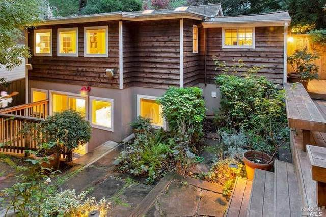 32 Crescent Avenue, Sausalito, CA 94965 (#22028624) :: Hiraeth Homes