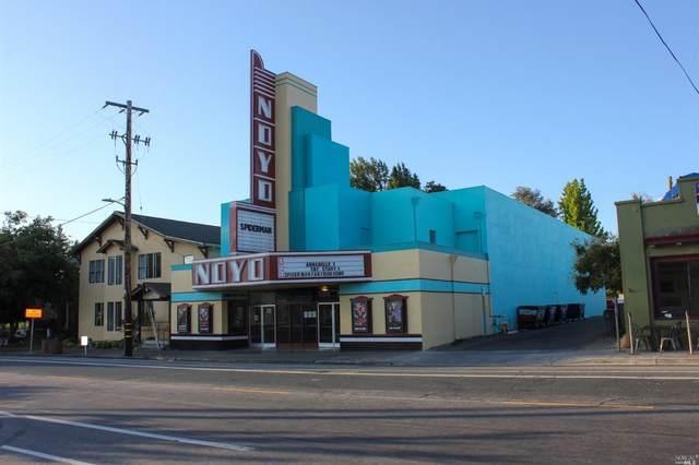 57 E Commercial Street, Willits, CA 95490 (#22028645) :: Hiraeth Homes