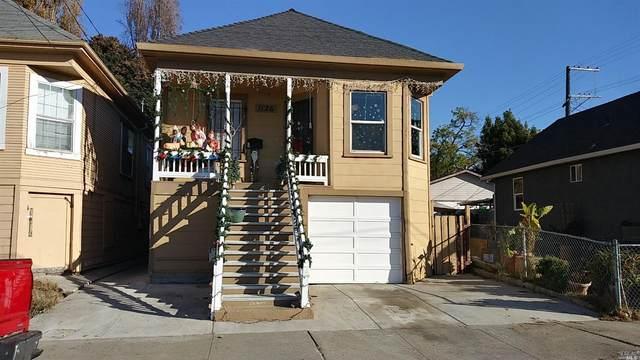 1126 Monterey Street, Vallejo, CA 94590 (#22028664) :: Hiraeth Homes