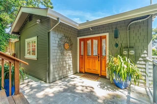 18 Redwood Road, Fairfax, CA 94930 (#22028666) :: Hiraeth Homes