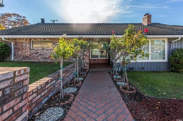 403 Del Mar Avenue, Vallejo, CA 94589 (#22028677) :: Hiraeth Homes