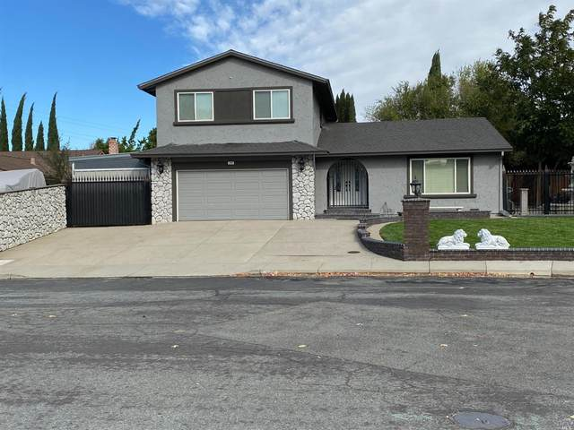 1305 Tarryton Court, Antioch, CA 94509 (#22028679) :: Jimmy Castro Real Estate Group