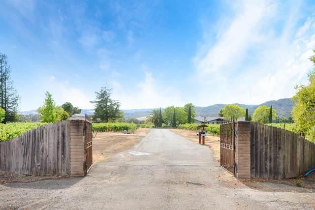1080 Lark Avenue, Sonoma, CA 95476 (#22028690) :: Hiraeth Homes