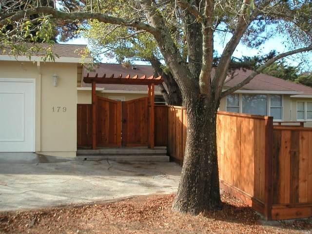 179 Los Ranchitos Road, San Rafael, CA 94903 (#22028693) :: Hiraeth Homes