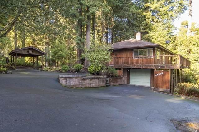 32200 Westwood Drive, Fort Bragg, CA 95437 (#22028701) :: Hiraeth Homes