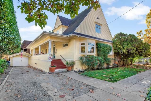 1214 Lincoln Avenue, San Rafael, CA 94901 (#22028730) :: Hiraeth Homes
