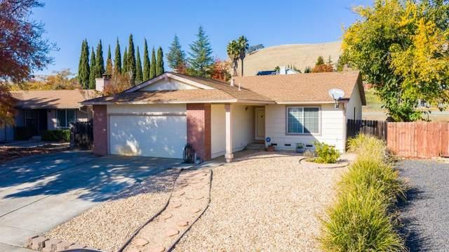 2176 Greenfield Drive, Fairfield, CA 94534 (#22028741) :: Hiraeth Homes