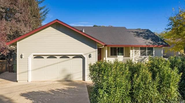 17180 Squirrelhill Road, Hidden Valley Lake, CA 95467 (#22028742) :: Corcoran Global Living
