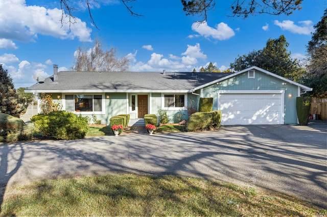 7501 Derby Lane, Cotati, CA 94931 (#22028755) :: Jimmy Castro Real Estate Group