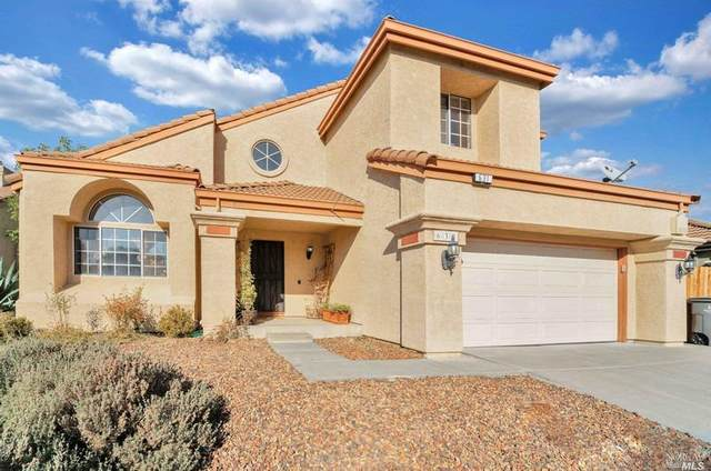 631 Laurelwood Circle, Vacaville, CA 95687 (#22028780) :: Hiraeth Homes